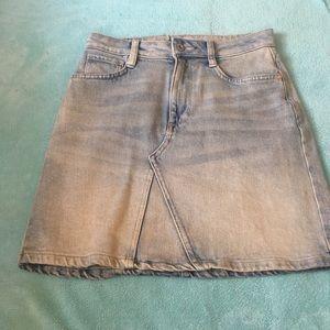 Arizona Jean Co Jean skirt size 1